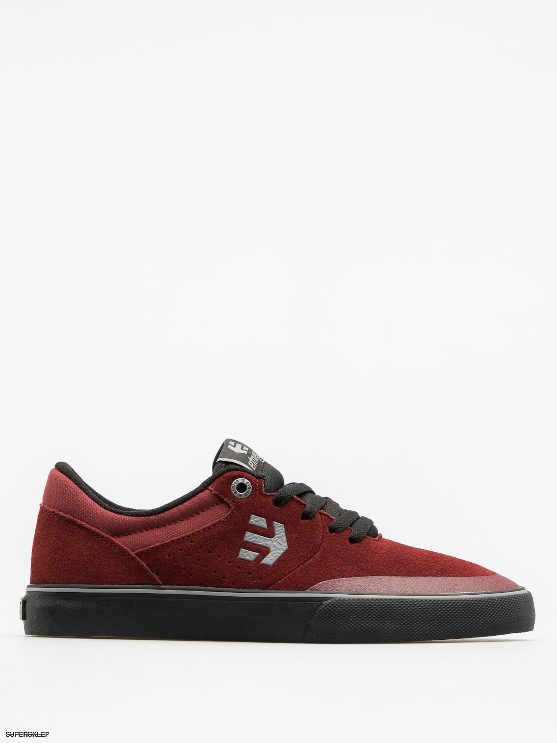 Buty Etnies Marana Vulc (red/black/grey)
