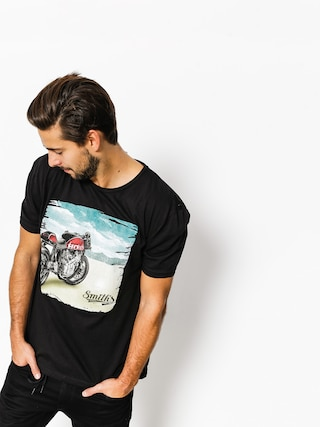 T-shirt Smith's Bike (black)