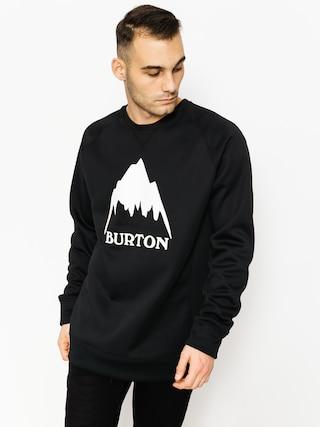 Bluza Burton Bonded Crew (true black)
