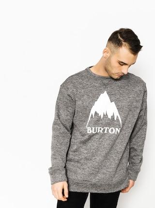 Bluza Burton Oak Crew (true black heather)
