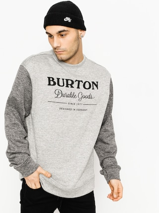 Bluza Burton Oak Crew (mnthtr/tblkhr)