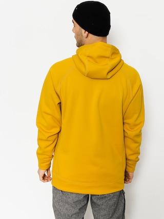 Bluza z kapturem Burton Bonded ZHD (harvest gold)