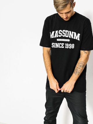 T-shirt MassDnm Campus (black)