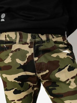 Spodnie MassDnm Base Joggers (woodland camo)