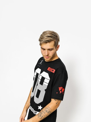 T-shirt SSG 08 Lines (black)