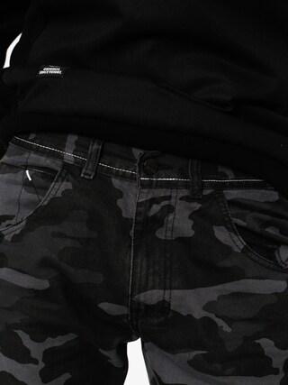 Spodnie MassDnm Base Joggers (black camo)