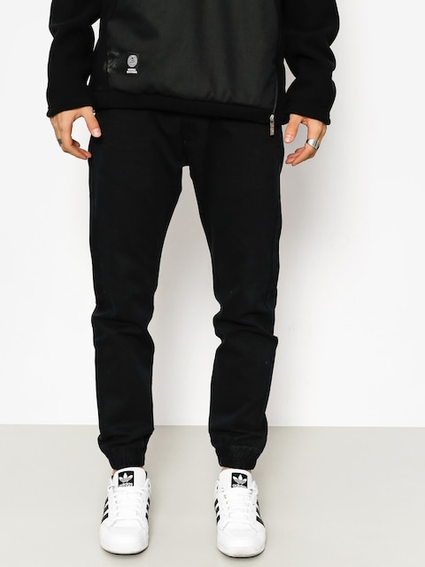 Spodnie MassDnm Base Joggers (black)