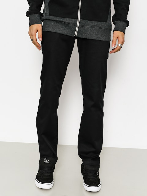Spodnie Volcom Frickin Modern Stretch (blk)