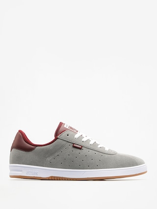 Buty Etnies The Scam (grey/burgundy)
