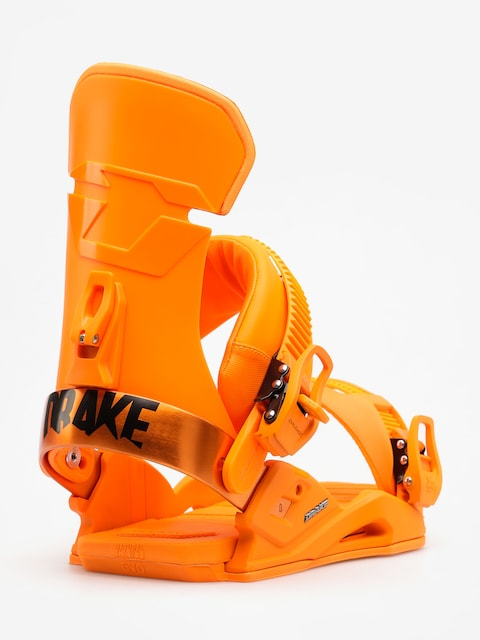Wiązania snowboardowe Drake Reload (orange)