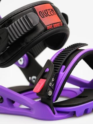 Wiązania snowboardowe Drake Queen Wmn (purple)