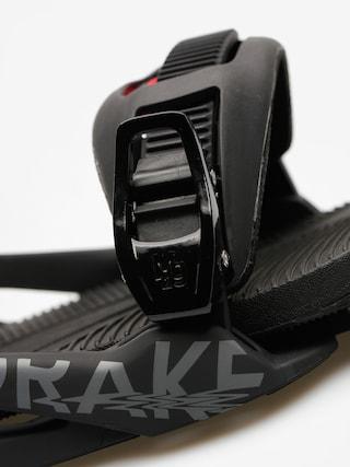 Wiązania snowboardowe Drake Jade Wmn (black)