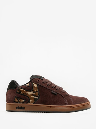 Buty Etnies Fader (brown/black/gum)