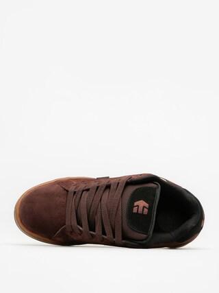 Buty Etnies Fader (brown/black/gum)
