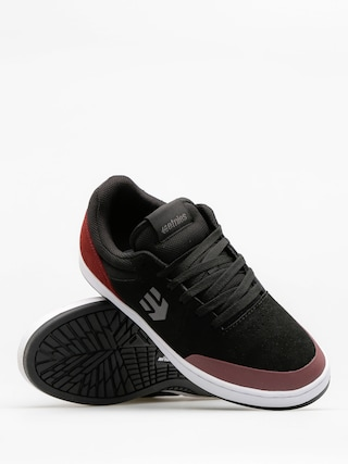 Buty Etnies Marana (black/red/grey)