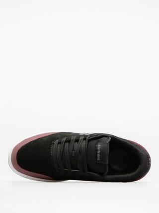 Buty Etnies Marana (black/red/grey)