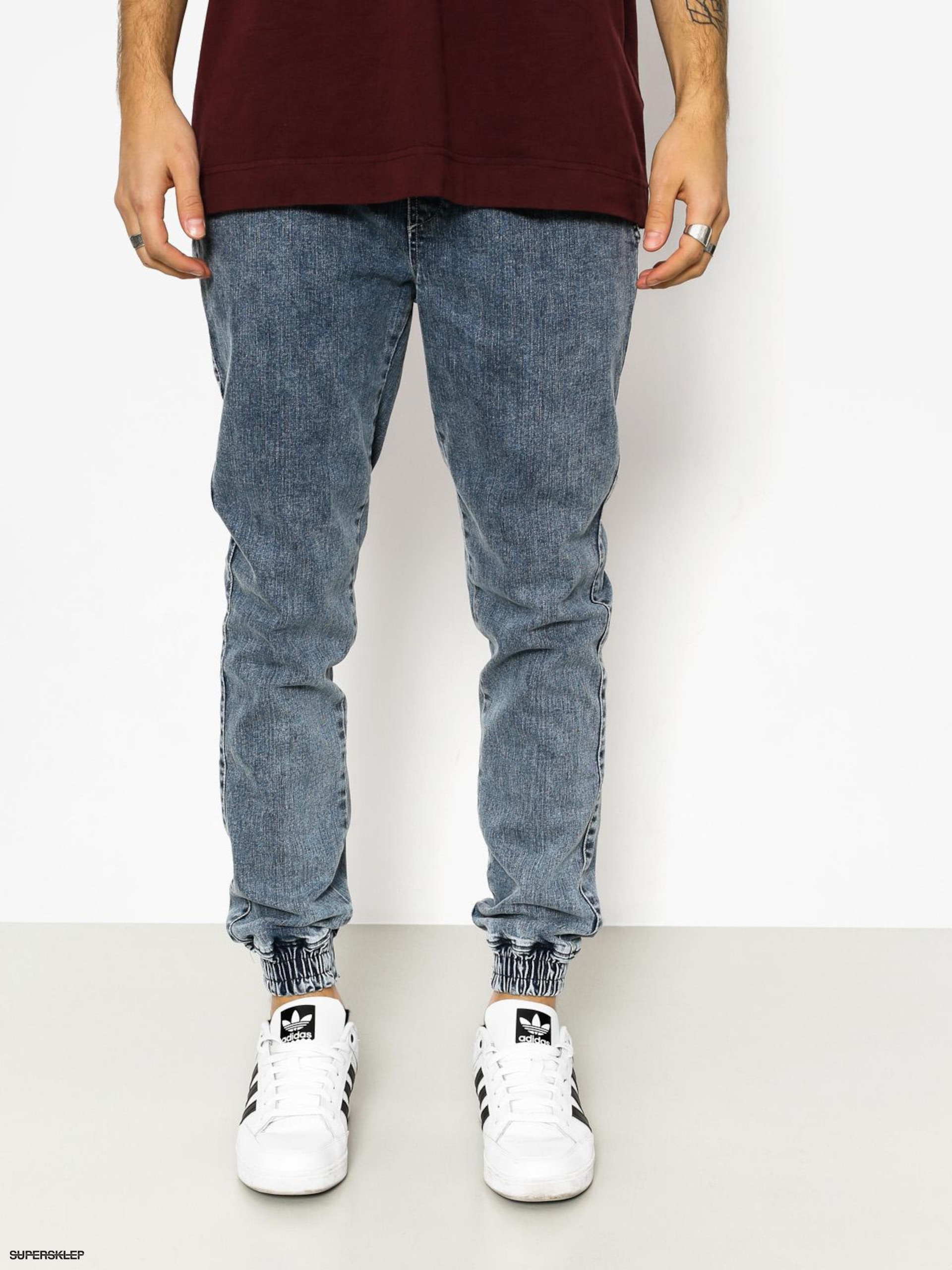 Spodnie Diamante Wear Rm Jogger Jeans (blue)
