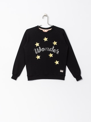 Bluza Femi Stories Wonder Wmn (blk)