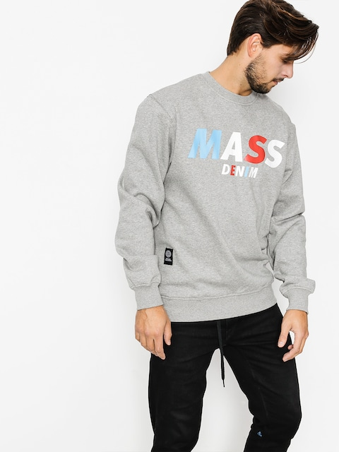 Bluza MassDnm Grand (medium heather grey)