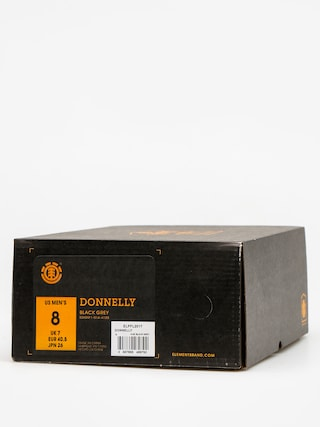 Buty zimowe Element Donnelly (black grey)