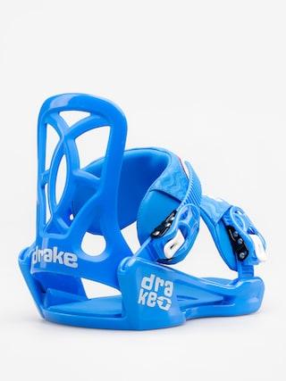 Wiązania snowboardowe Drake Lf (blue)