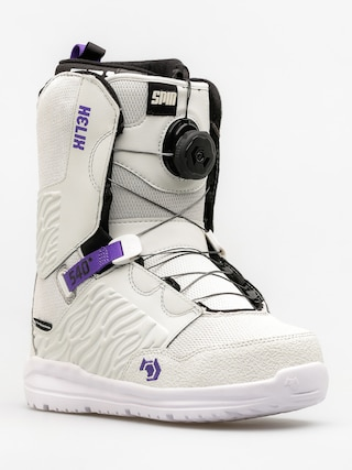 Buty snowboardowe Northwave Helix Spin Wmn (white)