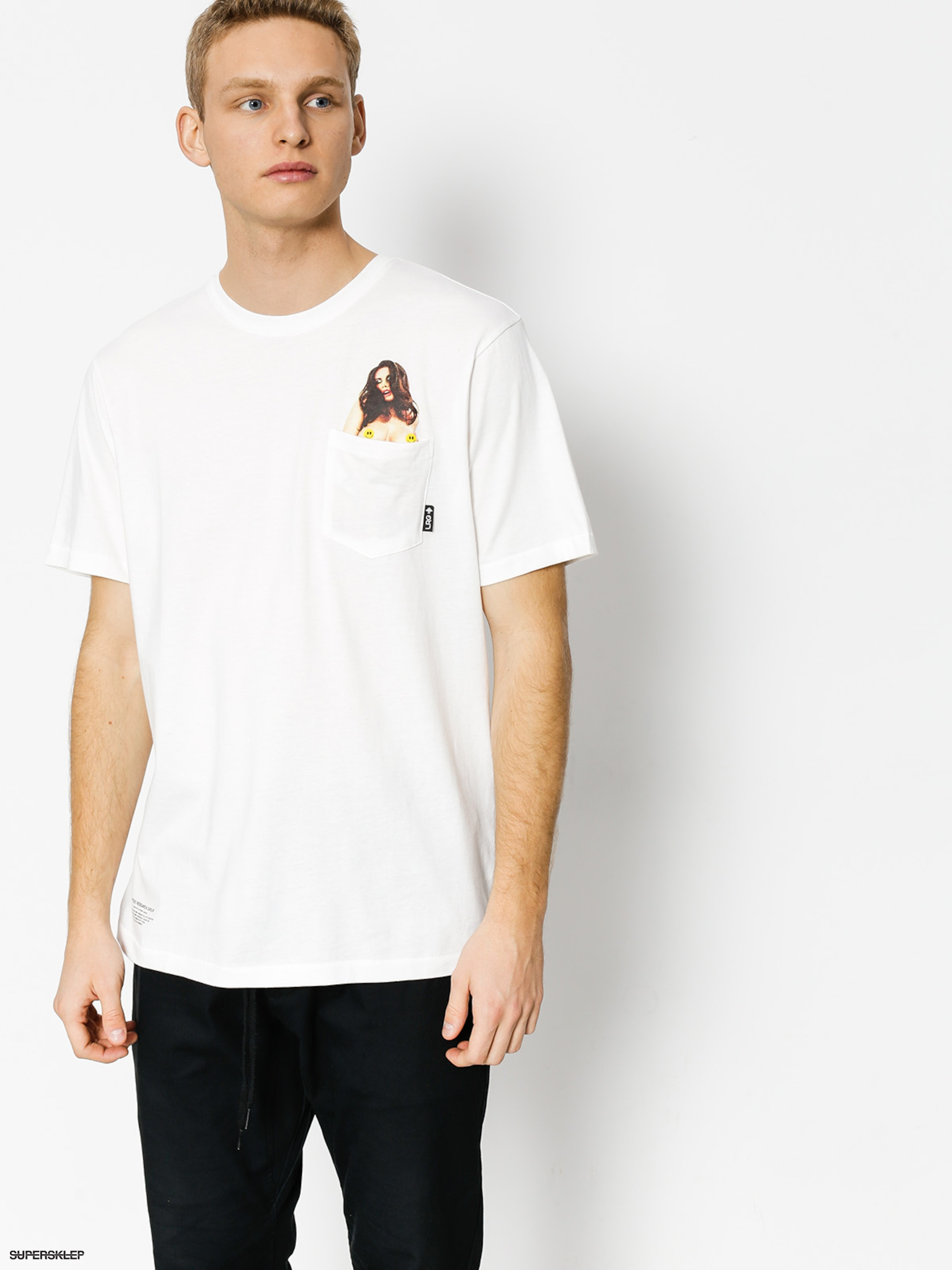 T-shirt LRG Peek Ahh Boo (white)