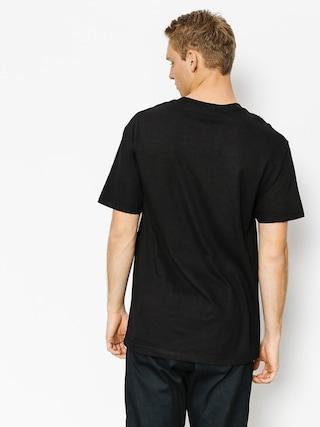 T-shirt LRG Ascending Stripes (black)