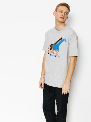 T-shirt LRG Abeyta Girafe (athletic heather)