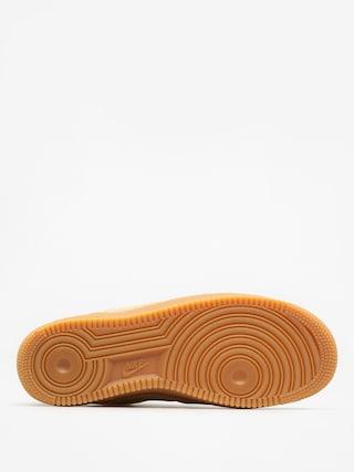 Buty Nike Air Force 1 07 Se Wmn (mushroom/mushroom gum med brown ivory)