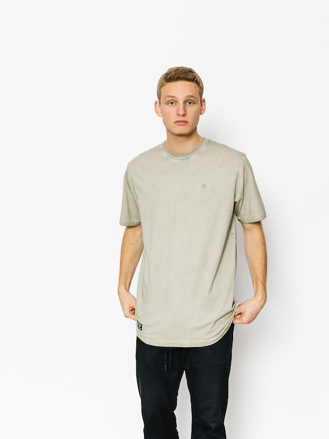 T-shirt LRG RC DropTail Wash (london fog)