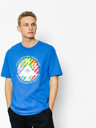 T-shirt LRG Colors United (royal)