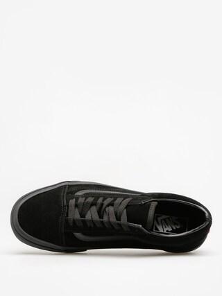 Buty Vans Old Skool (suede/black/black/black)