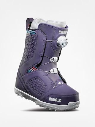 Buty snowboardowe ThirtyTwo Stw Boa Wmn (purple)