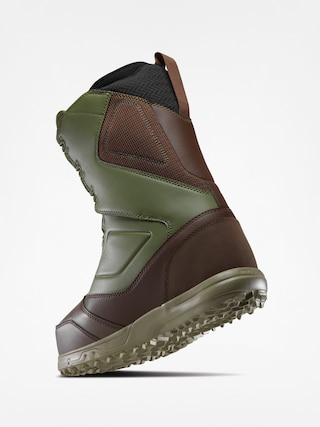 Buty snowboardowe ThirtyTwo Zephyr FT (brown/green)