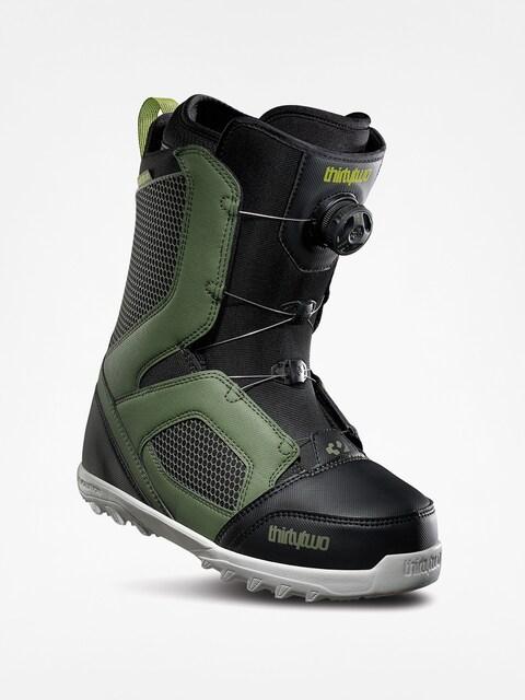 Buty snowboardowe ThirtyTwo Stw Boa (olive/black)