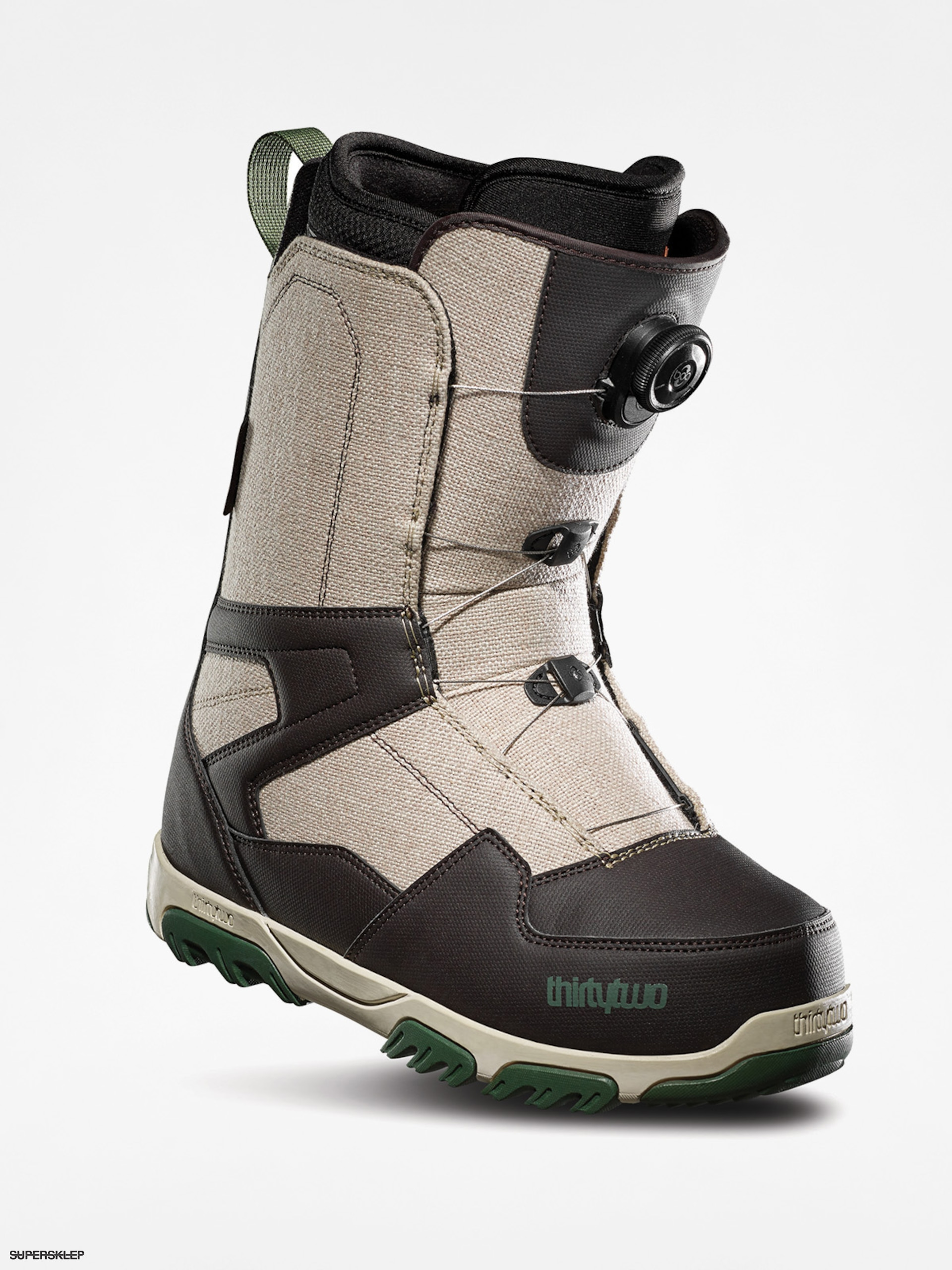 Buty snowboardowe ThirtyTwo Shifty Boa (tan/brown)
