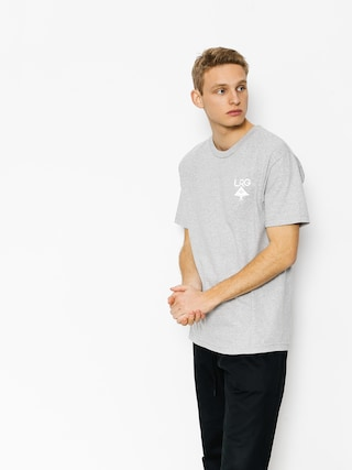 T-shirt LRG Logo Plus (athletic heather)