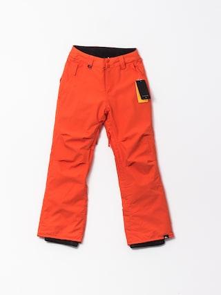 Spodnie snowboardowe Quiksilver Estate (mandarin red)