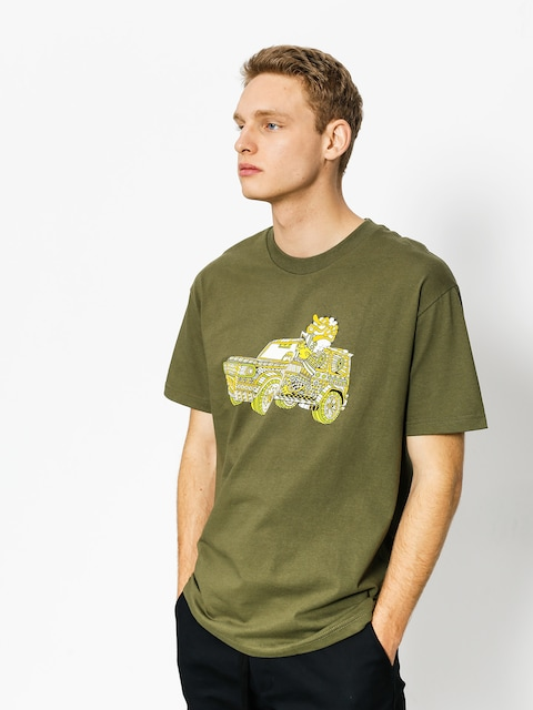 T-shirt LRG 4fer (military green)