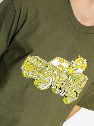 T-shirt LRG 4fer (military green)