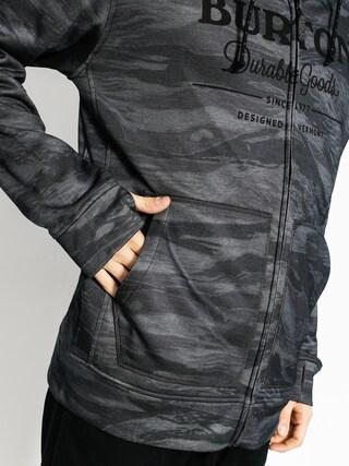 Bluza z kapturem Burton Oak ZHD (faded worn tiger)