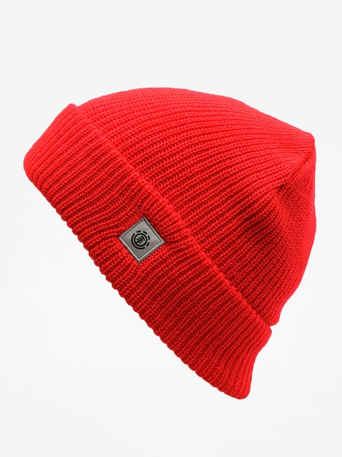 Czapka zimowa Element S Line Skully Beanie (element red)