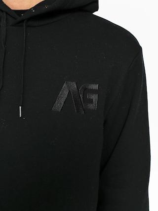 Bluza z kapturem Analog Crux HD (true black)