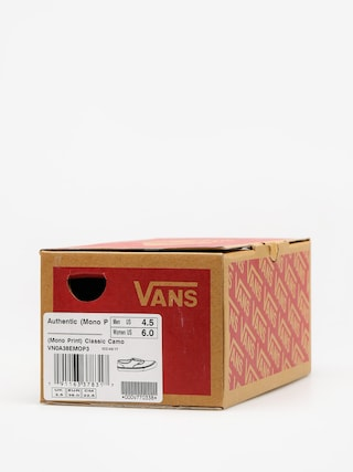 Buty Vans Authentic (classic camo)