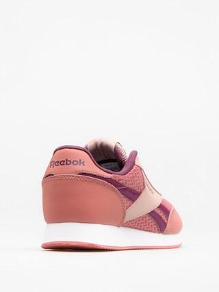 Buty Reebok Royal Cl Jog Wmn (fs sand ros/pink/wash)