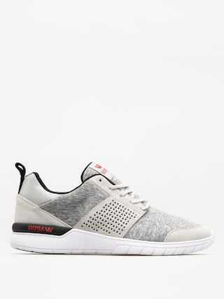 Buty Supra Scissor (lt grey red)