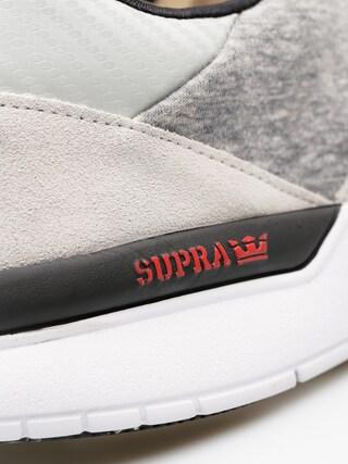 Buty Supra Scissor (lt grey red)