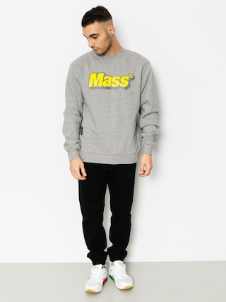 Bluza MassDnm Work (medium heather grey)