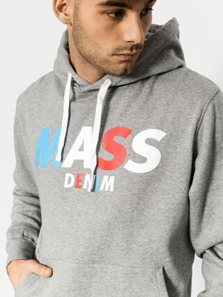 Bluza z kapturem MassDnm Grand HD (medium heather grey)